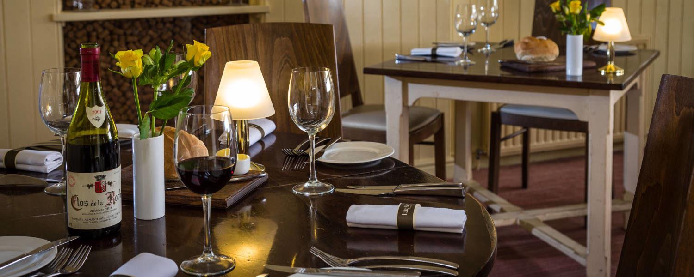 Fine Dining in Uppingham