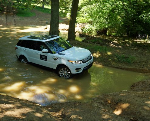 Rockingham Land Rover Experience Off Roading