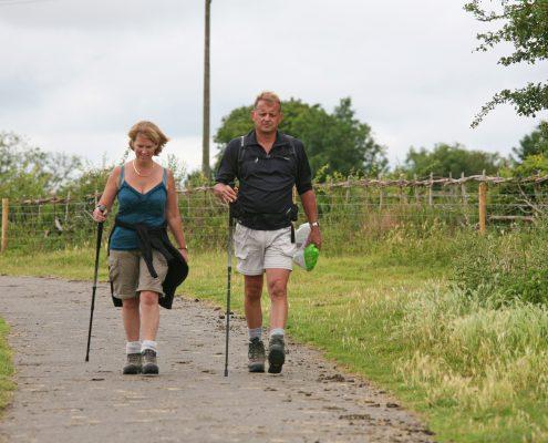 Hiking Trails at Rutland Water