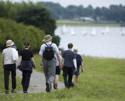 Rambling Trails at Rutland Water