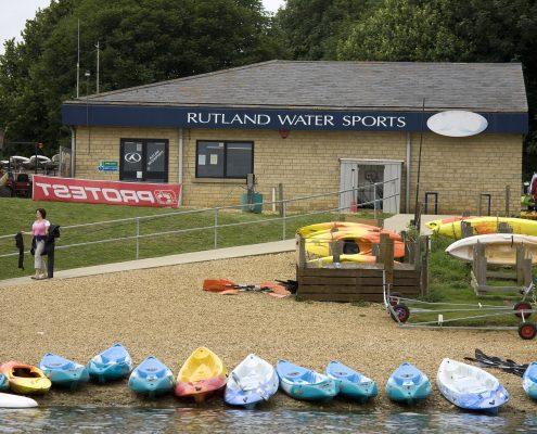 Rutland Water Sports